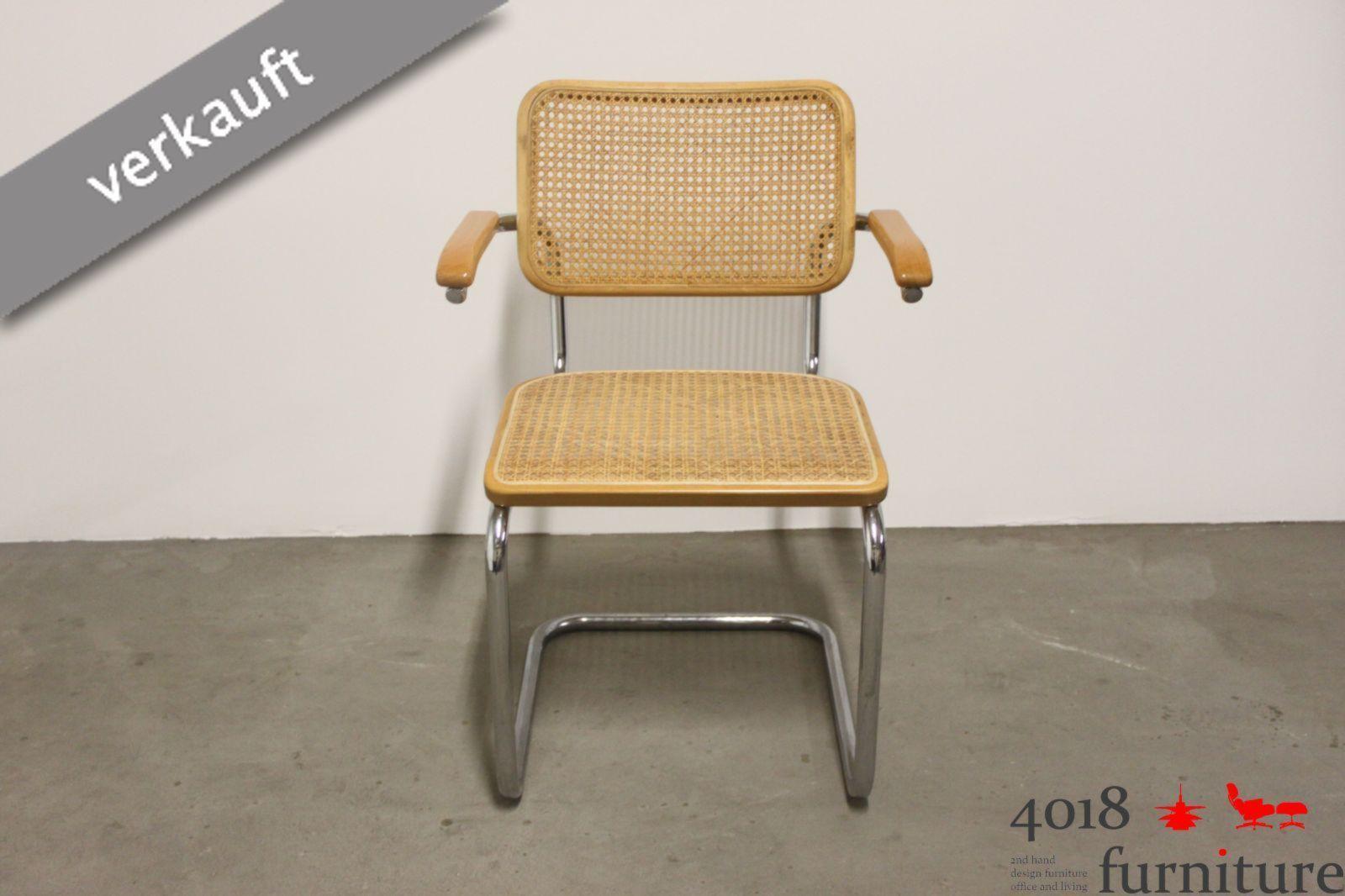 thonet s64 freischwinger buche marcel breuer mart stam. Black Bedroom Furniture Sets. Home Design Ideas