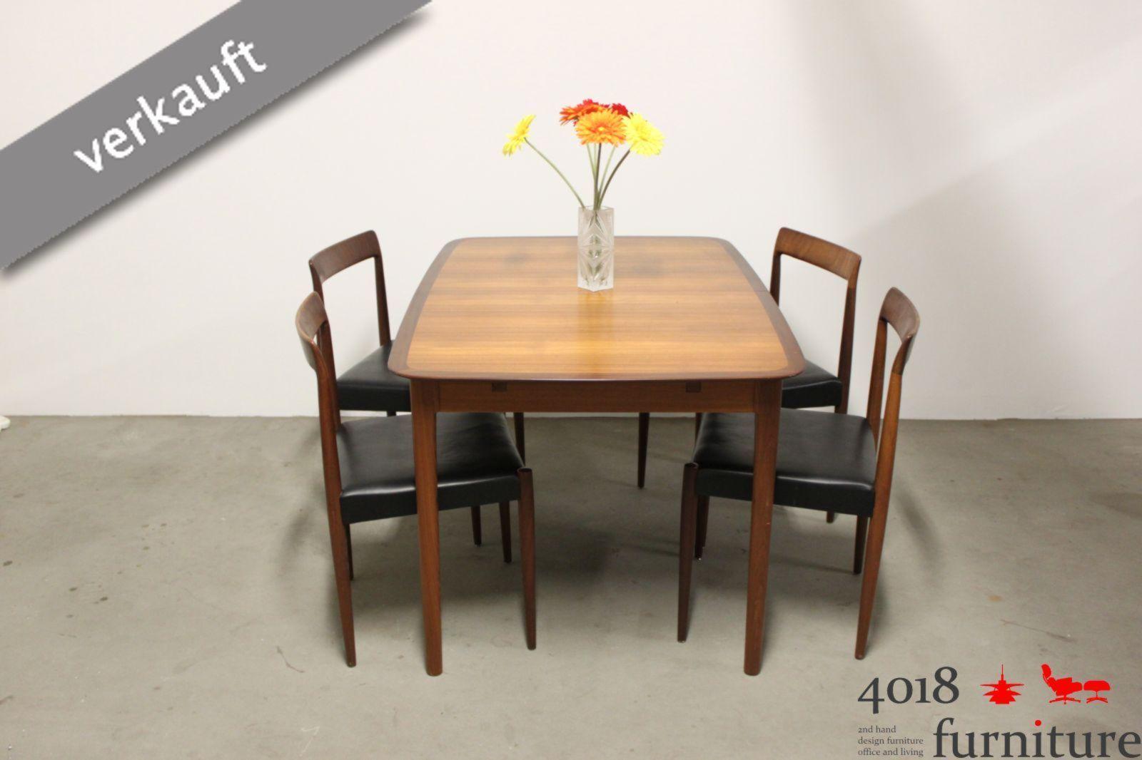 esstisch nussbaum ausziehbar excellent esstisch nussbaum. Black Bedroom Furniture Sets. Home Design Ideas